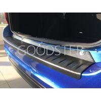 Накладка Лада Гранта | LADA Granta FL на задний бампер седана с 2020 г.в. АртФорм (АБС)